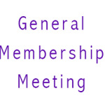 2014 General Membership meeting